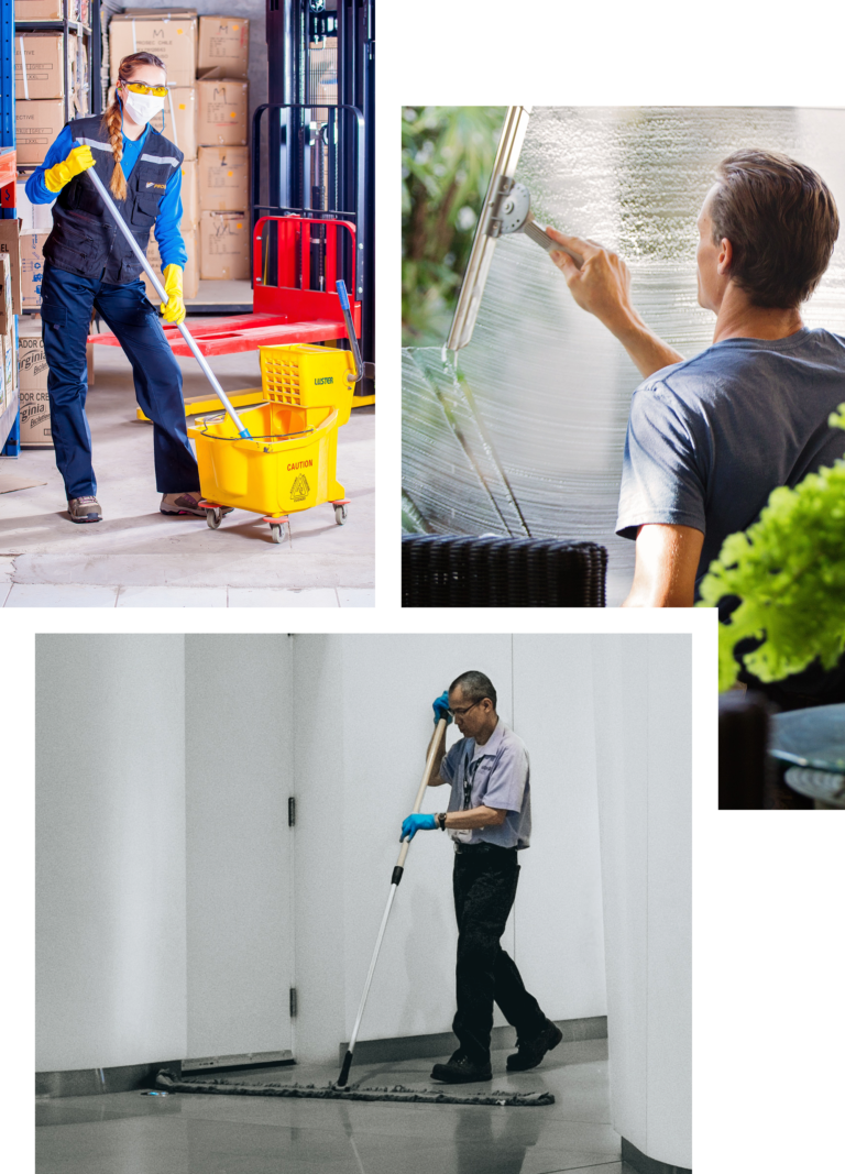 26recruitment Facilities Management - Cleaning
